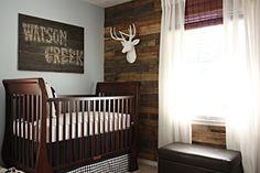 Blue on the brain: 12 blue hued nursery + kids rooms | #BabyCenterBlog #blue #nursery #boy