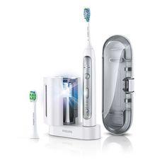 Sonicare Brosse à Dents FlexCare Platinum avec Assainisseur UV