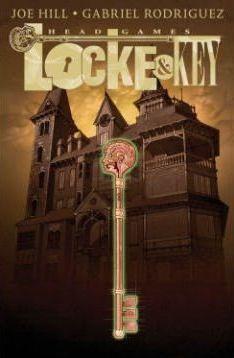 Locke & Key, Vol. 2: Head Games by Joe Hill and Gabriel Rodriguez