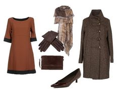 Packing for Special Occasions: Brown and Black