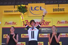 #TDF2017 104th Tour de France 2017 / Stage 16 Podium / Michael MATTHEWS (AUS)/ Celebration / Le Puy en Velay - Romans sur Isere (165km)/ TDF /