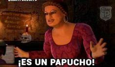 Cute Memes, Stupid Funny Memes, Meme Faces, Funny Faces, Funny Reaction Pictures, Funny Pictures, Mexican Memes, Response Memes, Funny Spanish Memes