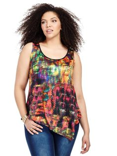 Color Movement Doni Tank Top