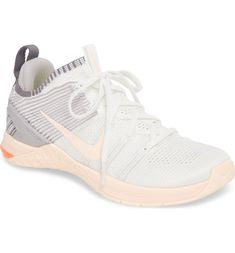 new styles ec3a7 600f3 Metcon DSX Flyknit 2 Training Shoe, Main, color, White  Crimson Tint