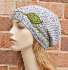 (4) Name: 'Crocheting : Linden Slouch Hat