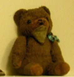 Lost on 07/07/2014 @ Hartsfield-Jackson Atlanta International Airport. If anyone was in the Hartsfield-Jackson Atlanta Airport early on 7/7/2014 and found a well-loved teddy bear. Please contact me. He is solid brown everywhere but his paws and snoot which are orange.... Visit: https://whiteboomerang.com/lostteddy/msg/lndayw (Posted by Peter on 08/07/2014)
