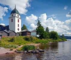 Rättvik, Sweden - 22 Postcard-Perfect European Villages Straight Out of a Fairytale | Travel + Leisure