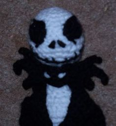 Jack Skellington free crochet pattern is for personal use only I hope you all can follow this. Enjoy! ********************UPDATE**********...