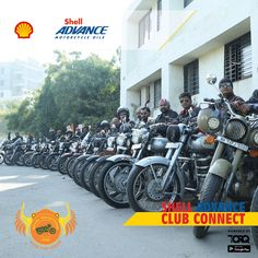 Shell Advance celebrates the spirit of motorcycling clubs in the motorcycling world. As a part of this series , we will connect with motorcycle clubs across Maharashtra and know their story. This time it's Royal Bulleteer Pune - RBP ..! #TheWinningIngredient #TORQ #TorqRiderApp #bikerlife