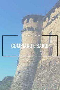 Castello Emilia Romagna Castello di Bardi Castello di biancaneve viaggi italia viaggio  travel valigia inspiration road trip