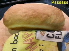 La cocina de Pssssss: PAN DE MOLDE