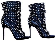 Cute Shoes Heels, Funky Shoes, Lace Heels, Ankle Heels, Platform Ankle Boots, Platform High Heels, Dress And Heels, Bootie Boots, Shoe Boots