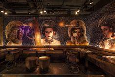 Badgirlz (Hungary), Nightclub | Restaurant & Bar Design Awards