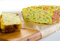 Zucchini Slice A perfect kid food : : Breakfast, Lunch or Dinner : : Brilliant for Baby Led Weaning