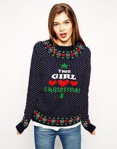 ASOS – Girl Loves Christmas – Pullover