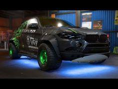 Need For Speed Payback BMW X6 M Бездорожье Тюнинг Игры Гонки