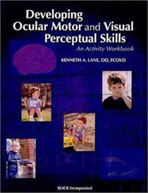 A workbook to compliment an in-office vision therapy program.
