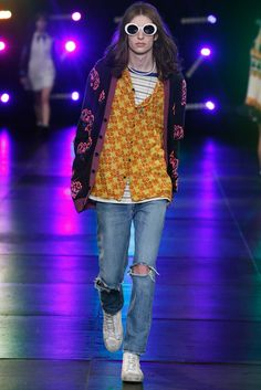 Saint Laurent Spring 2016 Menswear Collection Photos - Vogue