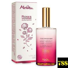 Melvita Roses Sauvages (2015) {New Perfume} {Green Products}