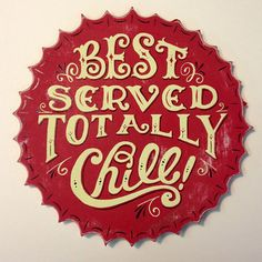 Best Served Totally Chill by Mary Kate McDevitt