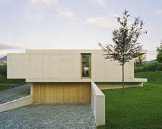 Residência em Zimmerberg Bottom / Rossetti + Wyss Architekten
