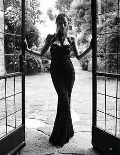 Karolina Kurkova | Miguel Reveriego #photography | Vogue Spain July 2012