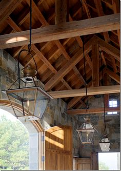 Kevin Harris......barn style-need these lights for the carriage house