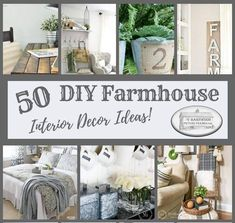 Exceptional diy french country decor are offered on our web pages. Read more and you wont be sorry you did. Rustic Farmhouse Furniture, Diy Home Decor Rustic, Country Farmhouse Decor, Farmhouse Interior, Farmhouse Ideas, Farmhouse Style, White Farmhouse, French Country Rug, French Decor