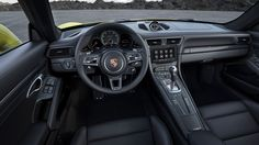 porsche 911 turbo steering wheel