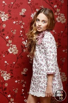 www.momolo.com #kids #moda #modainfantil #niños #fashionkids #kidsfashion #momolo #kidswear MOMOLO   moda infantil   Vestidos Badum Badero, niña, 20150825085655