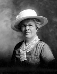 Kate Gleason - first female member of the American Society of Medical Engineers