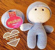 Diy Crafts Crochet, Crochet Geek, Crochet Home, Crochet Projects, Baby Knitting Patterns, Crochet Dolls Free Patterns, Crochet Doll Pattern, Crochet Baby Sandals, Crochet Teddy