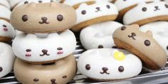 Japanese Donuts That Look Like Kittens
