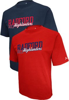 With just days away from a new school year, stroll through campus in style with your Radford Highlanders T-Shirt or show your RU pride all around the world! Available at the on-campus bookstore now!