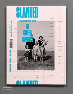 사려 깊은 해외 잡지 19 - Slanted
