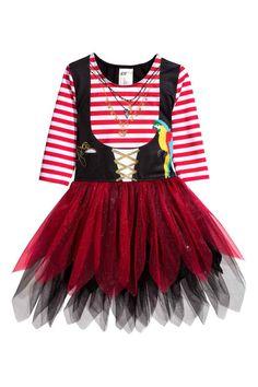 Vestido de pirata | H&M