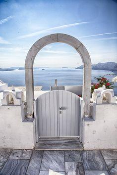 Santorini -Jordan Corke