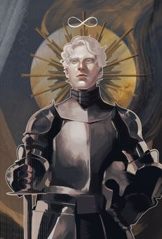 "crotah: ""the blind knight """