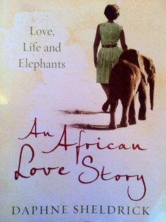 Book Daphne Sheldrick elephant ♥