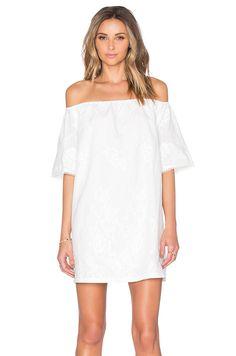 BB Dakota Manda Dress in White | REVOLVE