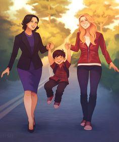 "feyrah: "" A Perfect Family ❤ """