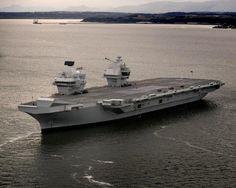 «Ахиллесова пята» британского авианосца | Еженедельник «Военно-промышленный курьер»