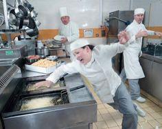 Armazém do Chef: Aula #10 Como evitar queimaduras