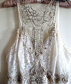Ana Rosa - love this for this boho dress.