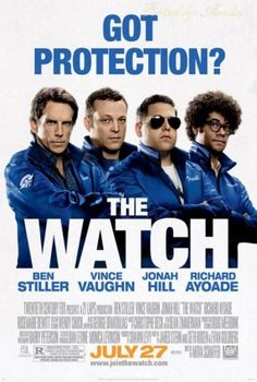The Watch (2012) WEBRip XViD