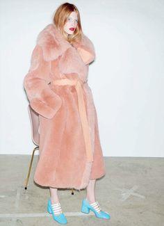 Code: Cool : Niki Trefilova by Katja Rahlwes for Vogue Germany September 2015