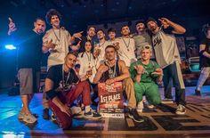 Ανταπόκριση από το Battle Of The Year & Bounce 2018 - hiphop.gr