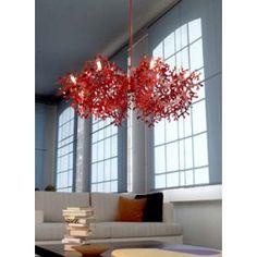 Lumen Center Super Coral 8L Suspension Lamp