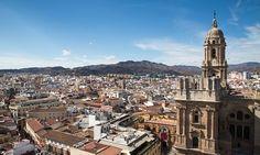 Málaga, by @guardiantravel