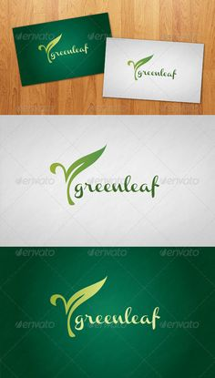 Green Leaf Logo #GraphicRiver Usage: Perfect for medical treatment, health care, company that use nature product Font: Channel (font not included, you can download from the link) .dafont /channel.font Files included: Vector EPS 8 , adobe illustrator CS Created: 27May12 GraphicsFilesIncluded: VectorEPS #AIIllustrator Layered: Yes MinimumAdobeCSVersion: CS Resolution: Resizable Tags: business #care #fresh #green #health #healthy #leaf #logo #medical #nature #professional #service #treatment